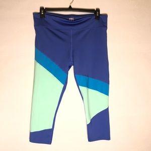 Joy Lab Cropped Yoga/Workout Leggings XL